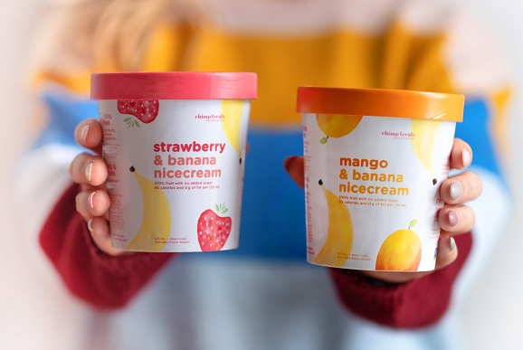 Strawberry and Mango Nicecream2