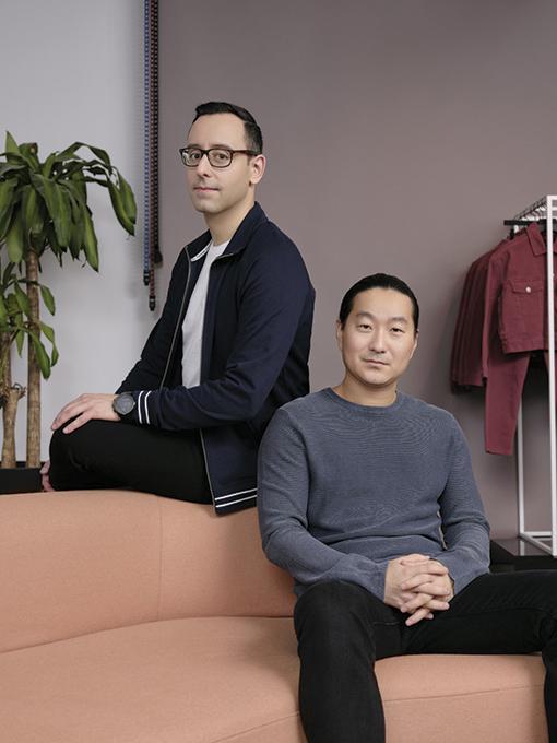 thumbnail_Ethan Song and Hicham Ratnani_Frank And Oak_1 (1)