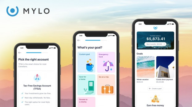 Mylo-Mylo Raises -10M Series A From Major Canadian Financial Ins