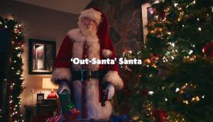 Out Santa Santa Campaign