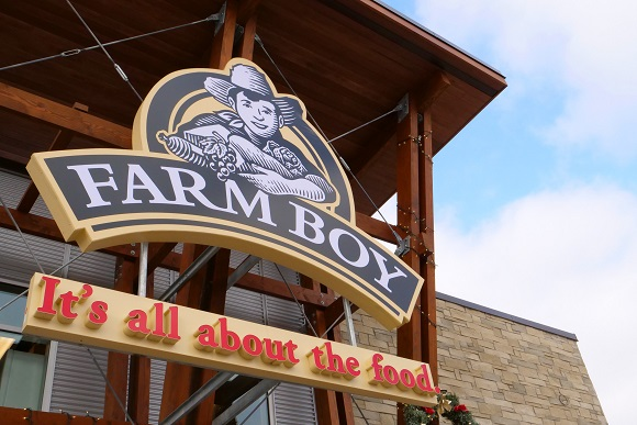 Farm Boy Inc--Farm Boy fresh-market growth accelerates with 10 n