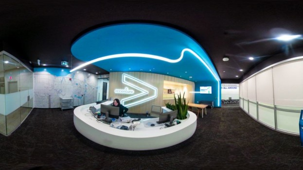 Accenture-Accenture Opens New Intelligent Operations Centre in C