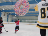 From farting goalie pads to a doughnut pinata, Tim Hortons and Zulu brought kids' imaginative ideas to life with the help of hockey superstars Sid and Nate. All to make the game more fun.