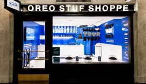 EXT. OREO The Stuf Shoppe