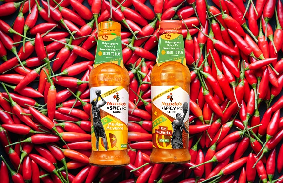 Spicy P Bottles x Peppers