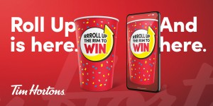 Tim Hortons-Roll Up the Rim To Win- 2020- Paper- Digital and Sus