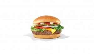 Wendy's Plantiful Plant-Based Burger