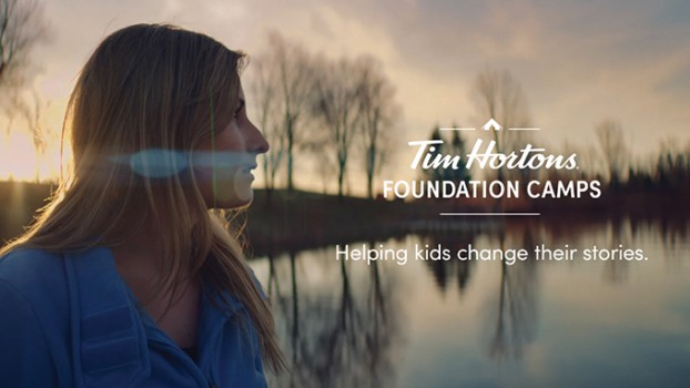 When Tims wanted to tell longer stories for its Tim Horton Children's Foundation, Zulubot shot two documentary-style films about people whose lives were impacted by going to the foundation's camp as children.