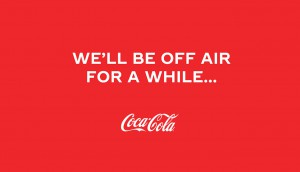 cocacolaofftheair