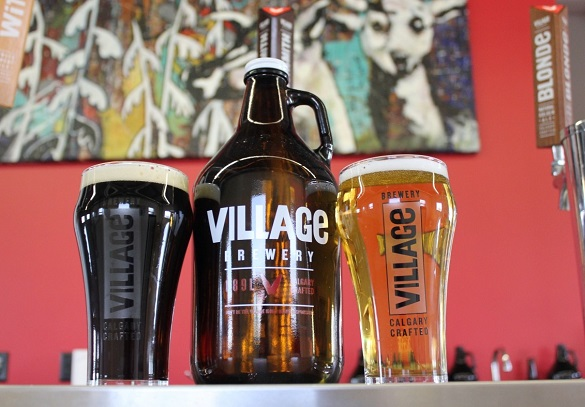 village-beer