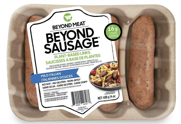 Beyond Sausage Hot Italian