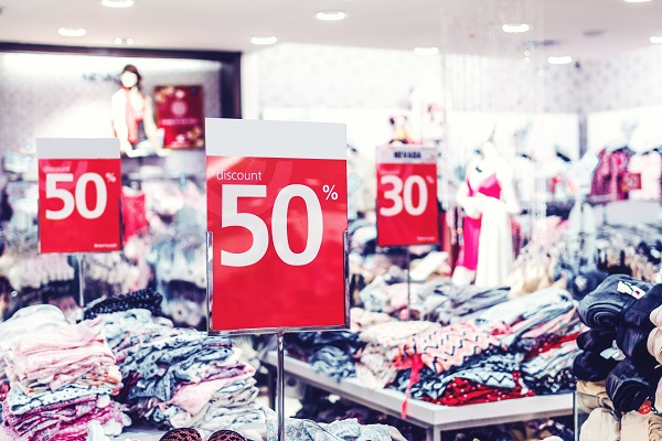 Discount-clothing