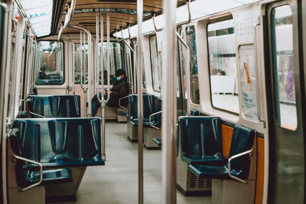 Montreal subway - Republic agency