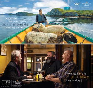 Target's 'Find Yourself' campaign positions Newfoundland and Labrador as a creative and exotic destination for experienced and sophisticated travellers looking for authentic experiences. The hugely-successful integrated campaign runs across TV, print, in-flight, digital, and social media platforms.