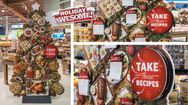 """""""Together for the Holidays"""" for Calgary Co-op elevated dining-room tables to their rightful place as the most important family gathering element for the festive season."""