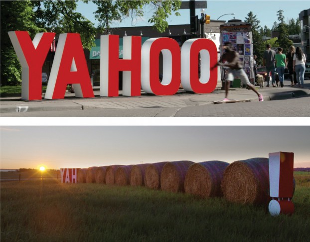 """The Calgary Stampede's 2019 """"Get Your Yahoos Out"""" campaign featured unique art installations and unexpected joyful pop-ups throughout the community, reigniting the passion the city has for its iconic event."""