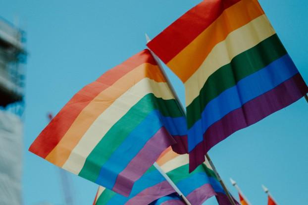 Daniel-James-Pride Flag