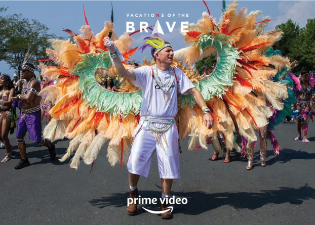 Instead of traditional TV spots, Vacations of the Brave aired as an eight-episode realityTV miniseries on Amazon Prime targeting US audiences unfamiliar with Canada. Its storytelling power was amplified by using the content from the series across different platforms within and outside of the Amazon ecosystem.