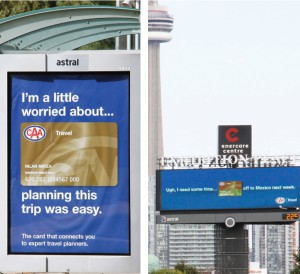 To raise awareness of all the benefits a CAA Membership offers to consumers outside of roadside assistance, Media Experts launched a multi-media campaign that resulted in a lift of 48% in ad recall.