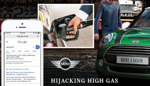 "Gas was on the rise, and so were the number of online searches for up-to-the-minute fluctuating prices. To increase awareness for MINI's fuel efficiency feature, Media Experts highjacked high search demand for ""gas prices,"" then positioned MINI directly within localized gas price ad copy, all in real-time. The campaign took home six international industry awards."