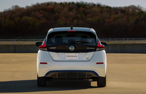 2020 Nissan Nissan LEAF SV Plus-5