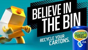 Believe in the Bin
