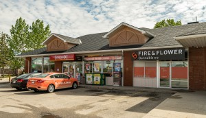 Fire - Flower Holdings Corp--Fire - Flower Launches Pilot with A