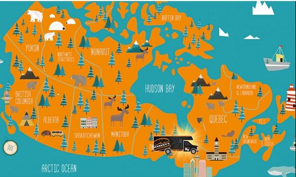 map-harveysRV