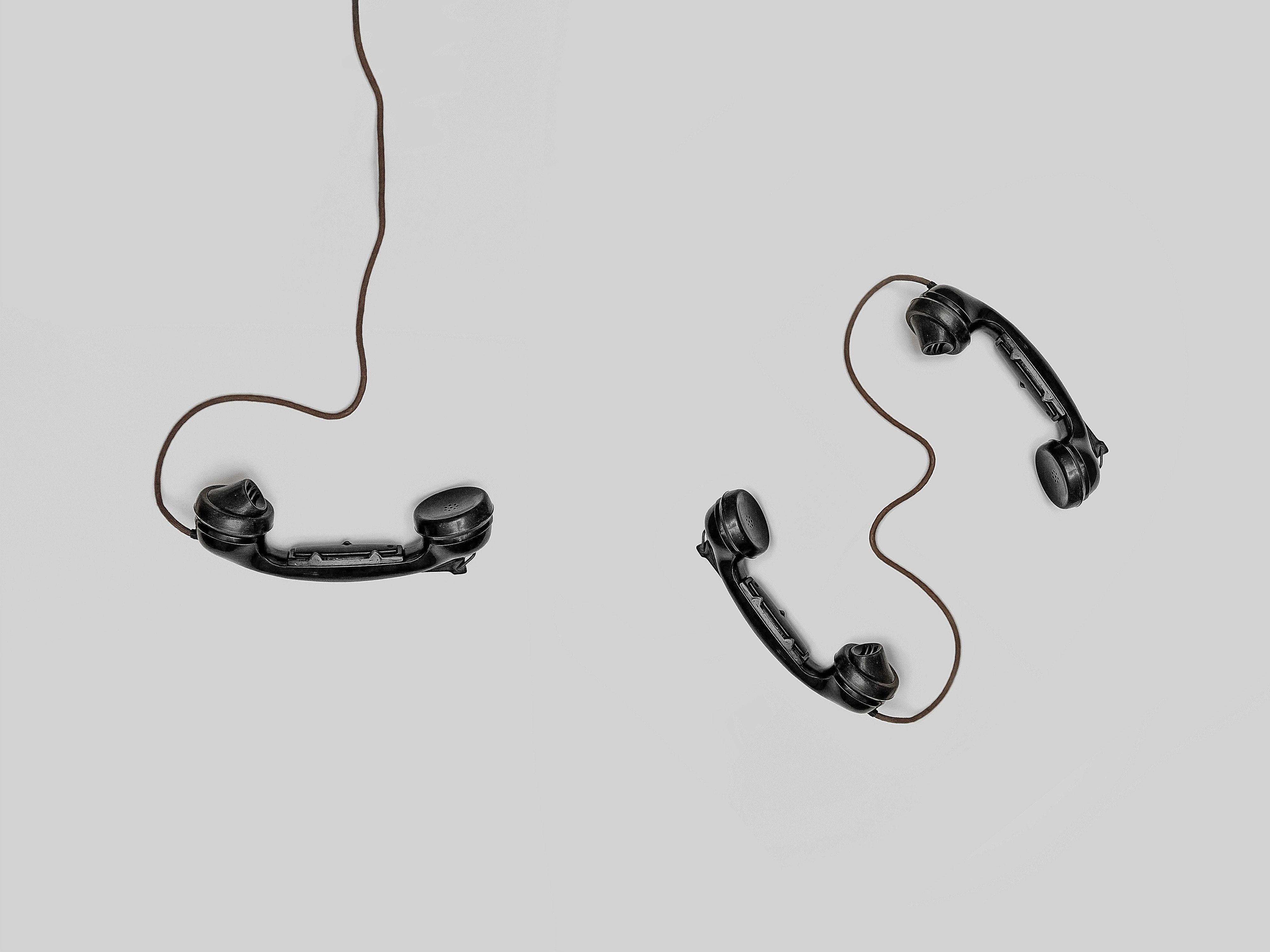 three-black-handset-toys-821754