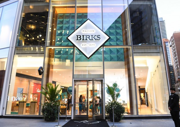 Birks Group Inc--Birks Officially Launches Bloor Street Flagship