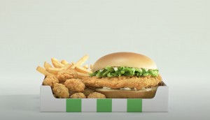 KFC plant-based