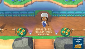 Hellmann's Island - Welcome!