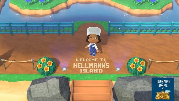 Hellmann's Island - Welcome!