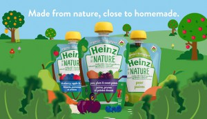 Kraft Heinz Canada-Heinz Reinvents its Baby Food Line With Launc