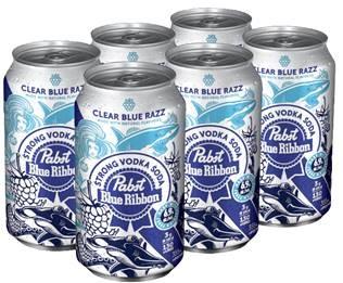 PBR Blue Razz