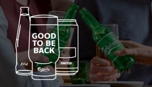 Carlsberg-back