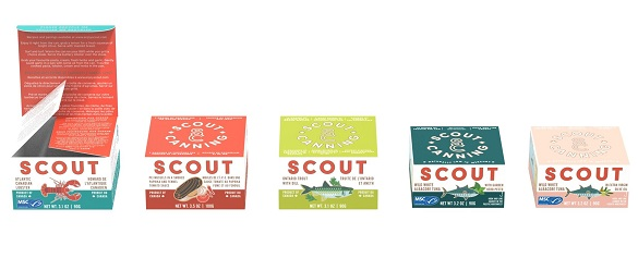 Scout Canning-Scout- the First Canned Seafood Brand to Source 10