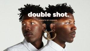 Double Shot Banner