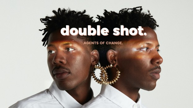Double Shot Banner