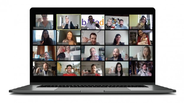 COVID has placed more emphasis on connections, says VP Maria DiIorio, whether that's digging deeper into client needs or internal work with teams now remote. Case in point: bMod's Thirsty Thursday happy hour on Zoom designed to keep lines of collaboration open.
