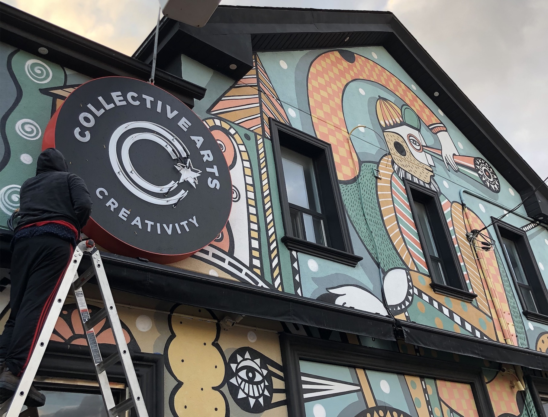Collective Arts Brewery