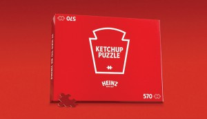 Heinz Ketchup Puzzle