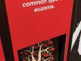Working with Sanofi Genzyme, bMod created an educational advent calendar installation during Eczema awareness month. Each day the calendar uncovered challenges sufferers of Atopic Dermatitis face to change perceptions and #changeAD.