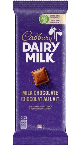 CDM Milk Chocolate 100g