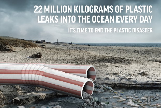 With so many problems to worry about close to home, Elemental helped international ocean conservancy Oceana bring its big global issue into focus. To do so, the agency compared the impact of single-use plastics to disasters like oil spills.