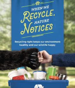 """Recycling is a thankless task. Elemental changed that with a campaign for Recycle BC that thanks people for doing their part for the planet. """"The beauty of it is that right now, that's a nice message to hear,"""" says partner, creative director, Brent Wardrop."""