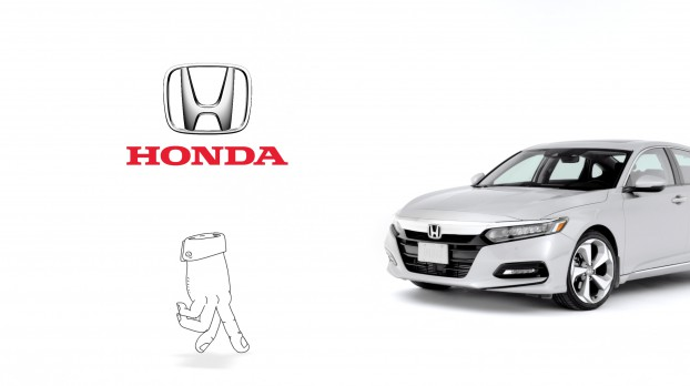 Online videos for the Ontario Honda Dealers demonstrate that the features in every Honda are designed to satisfy a wide variety of customers. Even if the customer is just a hand.