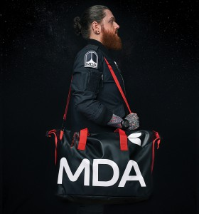 To compete with the likes of SpaceX, Jacknife gave MDA, Canada's largest space tech company, a complete brand overhaul, right down to a line of retro-inspired space merch.