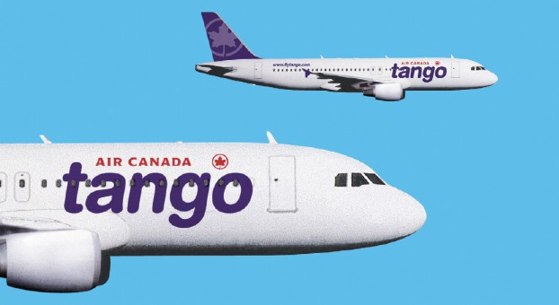 """Over four decades of storytelling, Target has repeatedly proven the value of avoiding cookie-cutter thinking, as evident in the impact of its Tango branding work. Launched in 2001, an era when 97% of airlines had geography-based names, """"Say Hello to Tango"""" was a breakout success. Target created the brand positioning (freedom of movement) and personality (fresh and fun), plus the Tango brand name, aircraft livery design, and everything from napkins to national advertising. Robert Milton, who was president of Air Canada at the time, described Tango as """"one of the most successful new brand launches in airline history."""""""