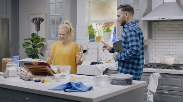 For an RBC Personal Banking acquisition campaign, The French Shop modified creative to include local celeb Marie-Soleil Dion, as well as her husband Louis-Olivier Mauffette, who is also a well-known Quebec actor. By harnessing affinity with the homegrown star factor, RBC is managing to humanize the brand and compete with Quebec's well- rooted financial institutions.
